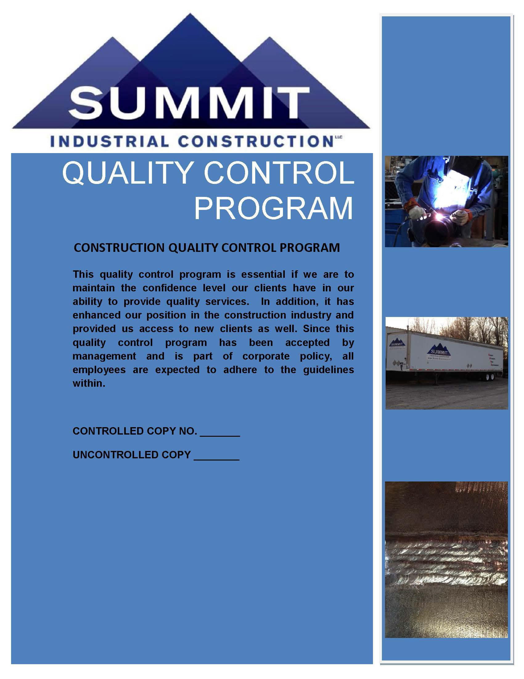 Quality Summit