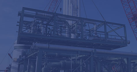 Summit Industrial Construction | Gas, Chemical, Power, Steel