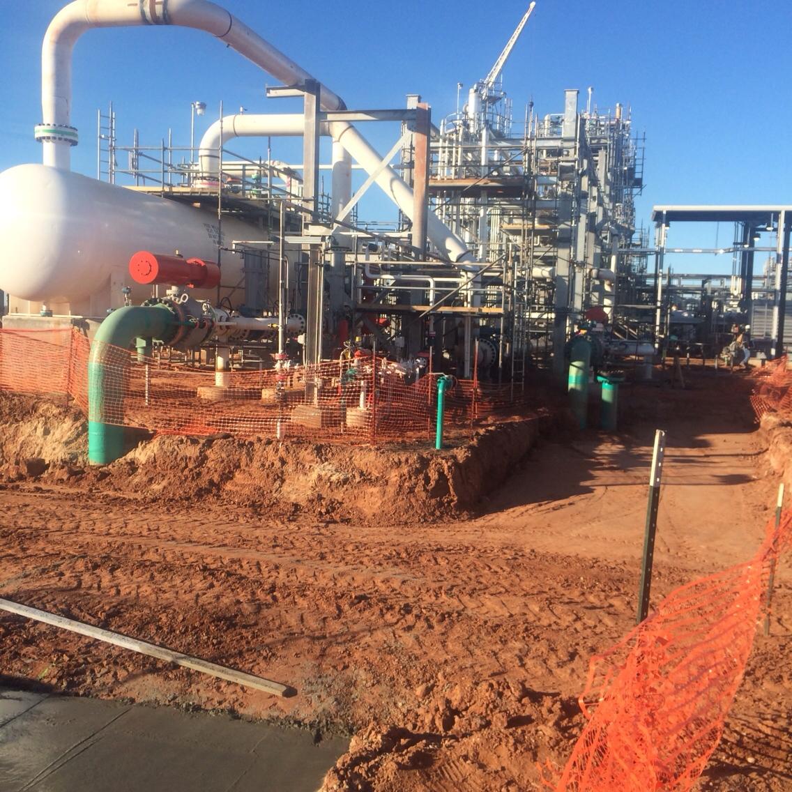 Bradley 2 Gas Plant Summit